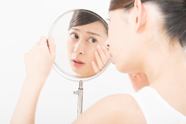 神戸三宮 びとう皮膚科クリニックでシミを取るレーザー治療「Qスイッチアレックス」
