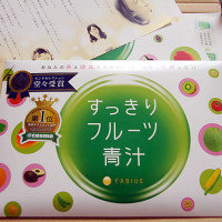 すっきりフルーツ青汁の美味しい飲み方は飲むヨーグルトに決定!