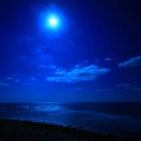 「蠍座新月」新月水の作り方と満月新月カレンダー。
