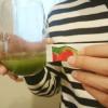 すっきりフルーツ青汁は男性の方が痩せやすい!を実証中。