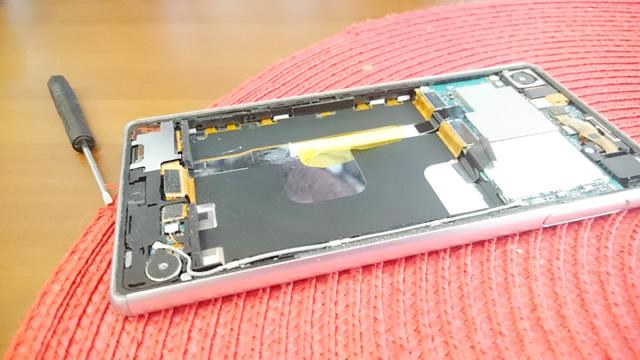 エクスペリア バッテリー交換,エクスペリア バッテリー,エクスペリア バッテリー 抜き方,エクスペリア モバイルバッテリー,エクスペリア 割れた,エクスペリア 割れやすい,