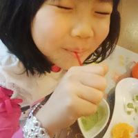 成長期の子供、学生にすっきりフルーツ青汁。人気のアレンジレシピ!