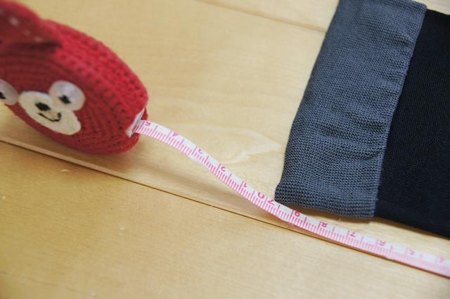 エクスレッグスリマーの長さを測ってみた