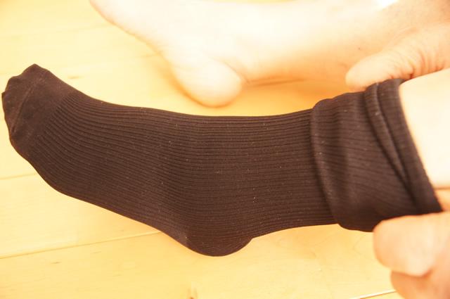 肢静脈瘤 靴下,下肢静脈瘤 着圧ソックス,下肢静脈瘤 予防 弾性ストッキング
