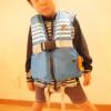 4歳の川遊びにライフジャケットは必須!激安通販のライフジャケットを使ってみた口コミ。