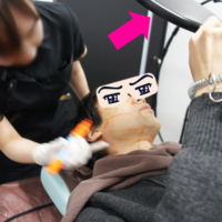 神戸三宮のゴリラクリニックで4回目のヤグレーザー!40代の体験談レポ。