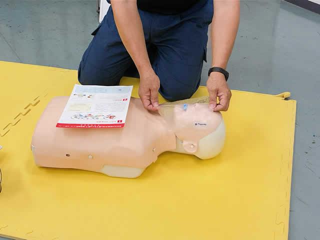 人工呼吸 ビニール,人工呼吸 携帯,人工呼吸 ポケットマスク