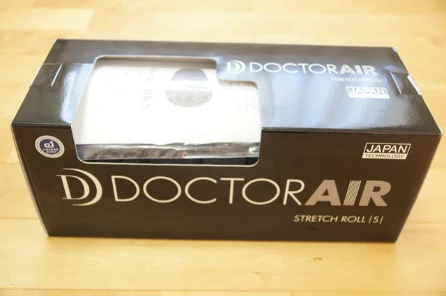 ドクターエア ストレッチロールを40代が使ってみた口コミ