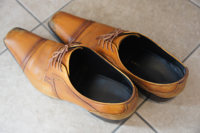 靴が臭い どうしたら