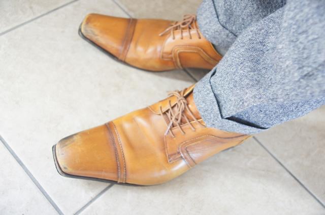 靴が臭い 対処