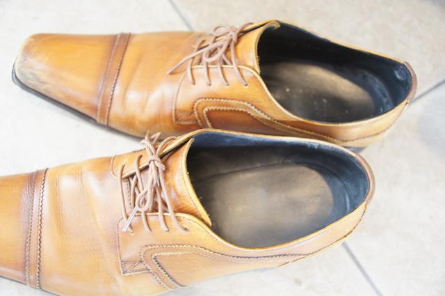 靴が臭い 対策